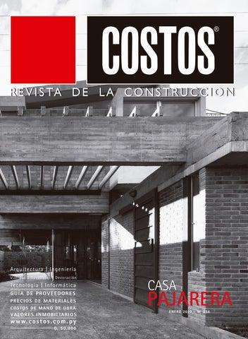 ef76f09d COSTOS 256 Enero/2017 by Revista Costos (Paraguay) - issuu