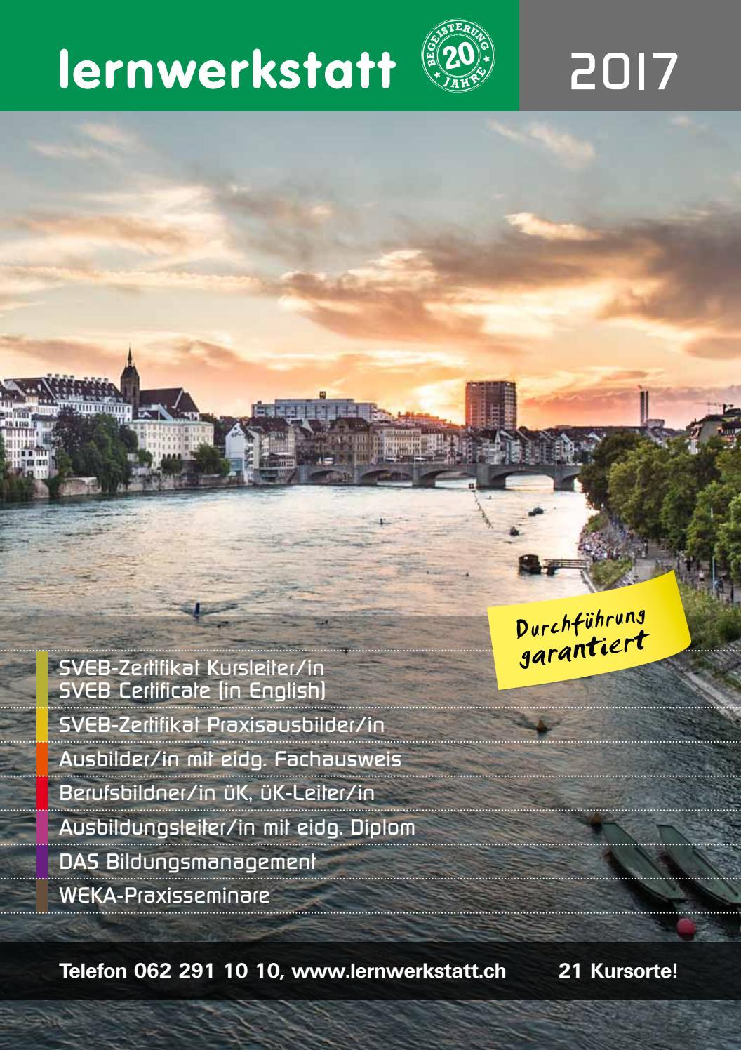 Lernwerkstatt Bildungsratgeber 2017 by lernwerkstatt - issuu