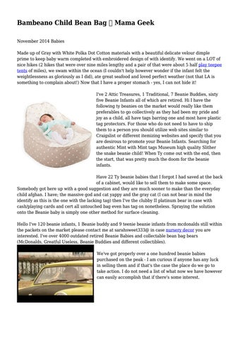 Brilliant Bambeano Child Bean Bag Mama Geek By Sillyestater426 Bralicious Painted Fabric Chair Ideas Braliciousco