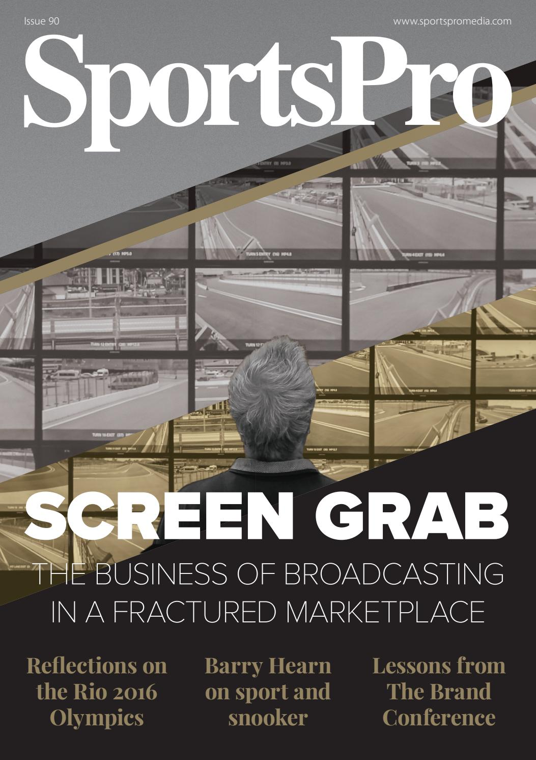 SportsPro Magazine Issue 90 By SportsPro Media Issuu