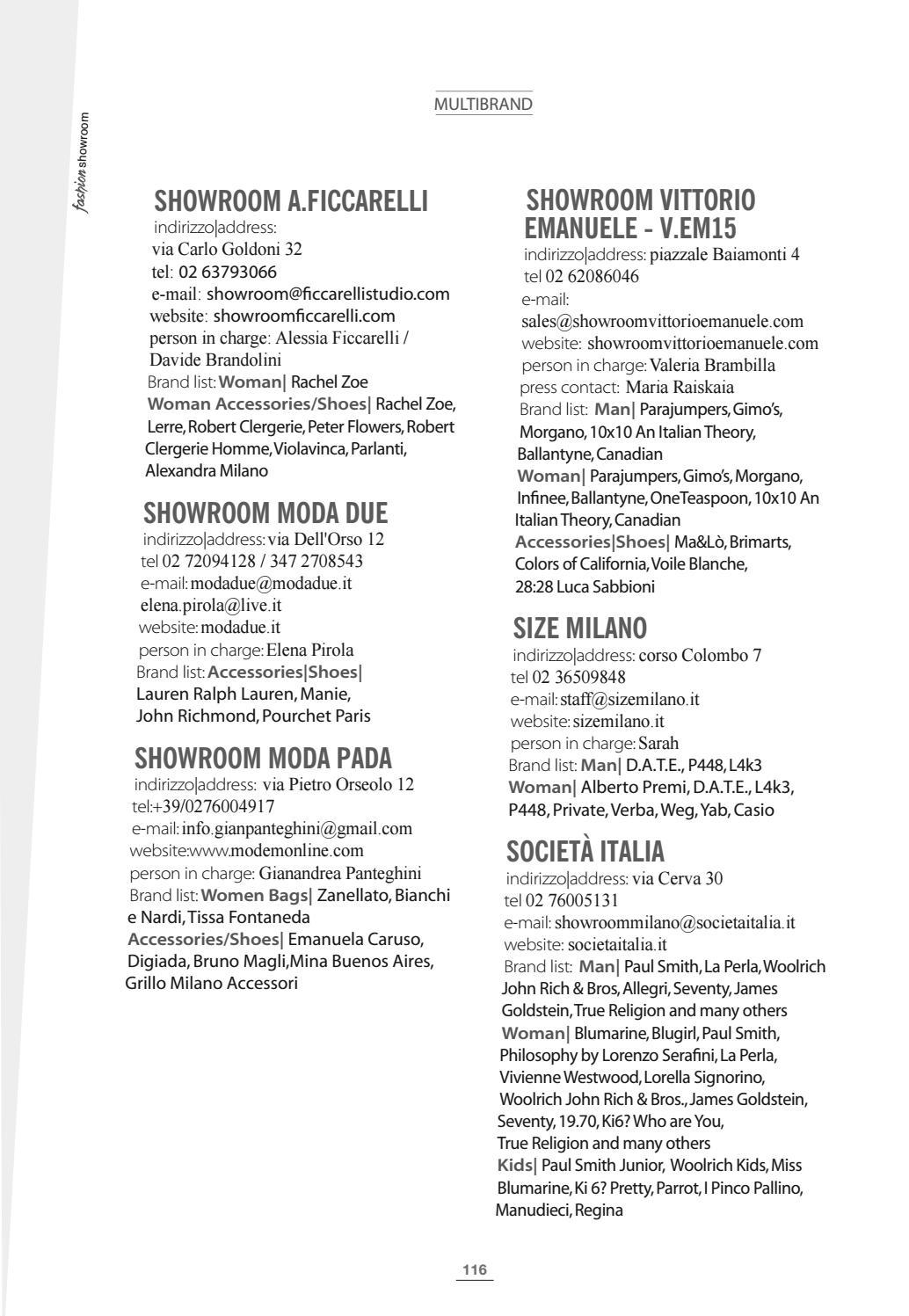 low priced 760b6 3c4f8 Flip page Fashion Showroom gen 2017 by Fashionmagazine - issuu