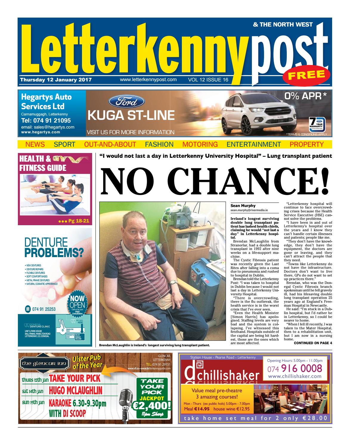 Letterkenny Post 12 01 17 By River Media Newspapers Issuu