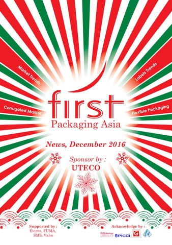 First Packaging Asia News December 2016 by Rendy Dwi
