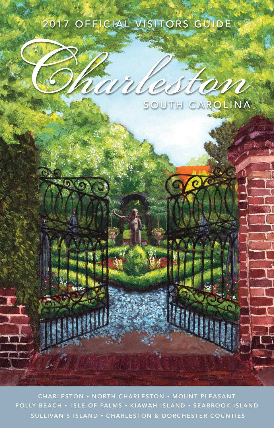 Charleston Visitors Guide | Official Visitors Guide to ...
