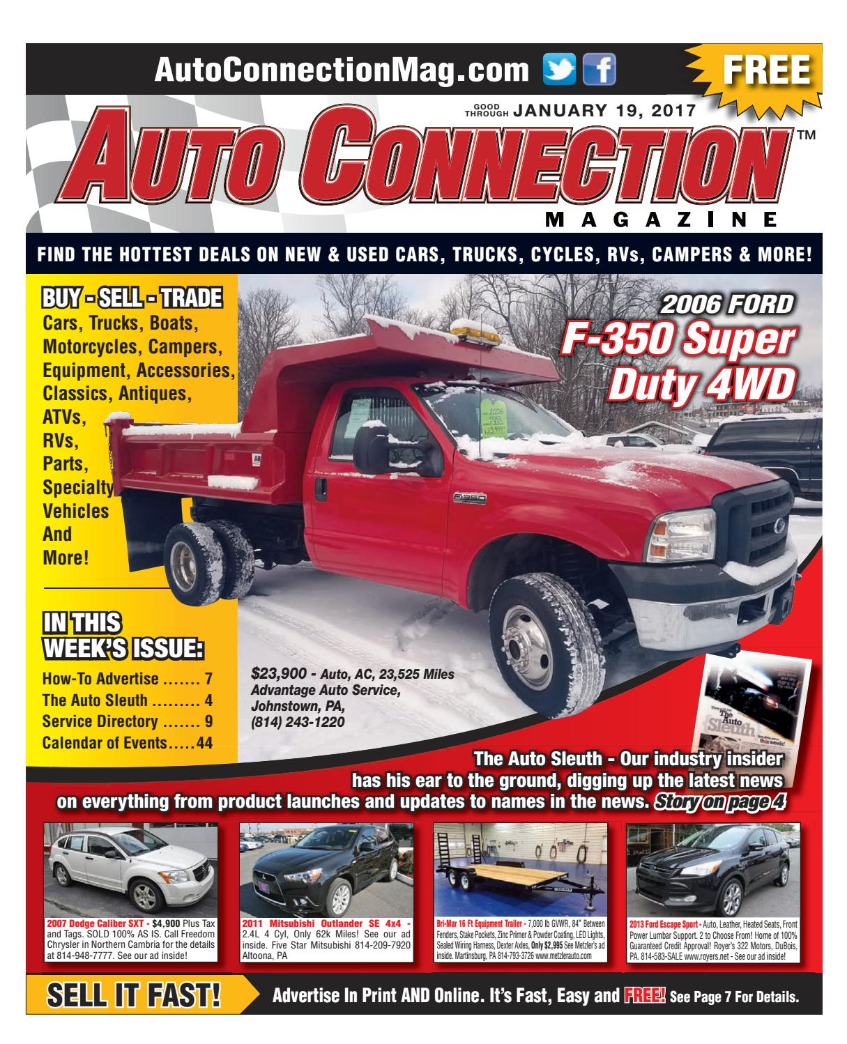 01 19 17 Auto Connection Magazine By Issuu 1947 Hudson Wiring Harness