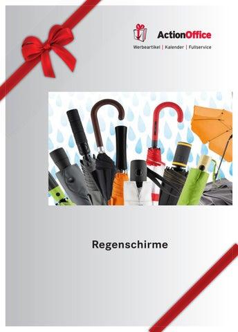 Action Office Blaetterkatalog Regenschirme 2017 By Nordicweb GmbH ...