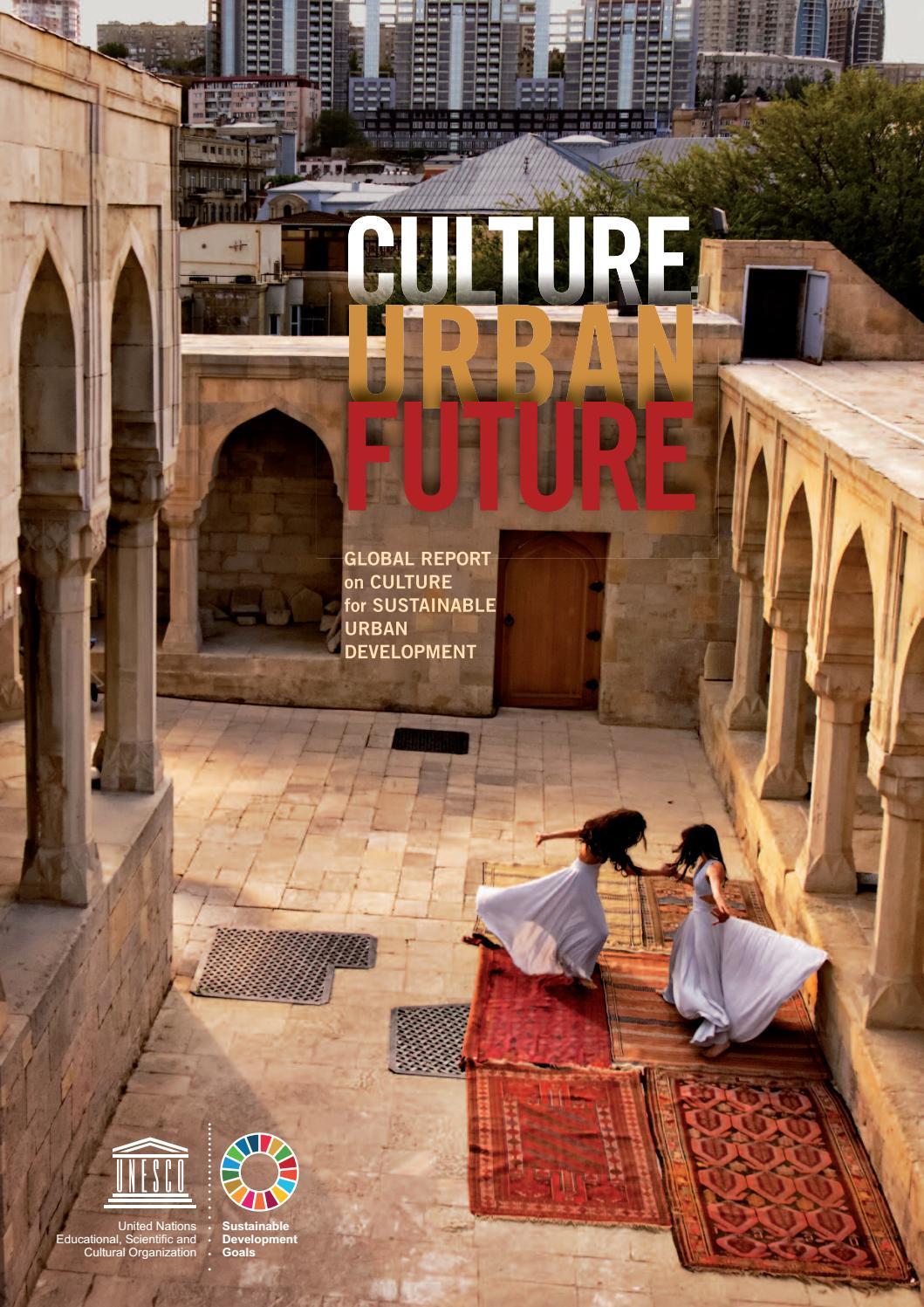 Culture Urban Future - UNESCO by Camila Cestari Cerreti - issuu