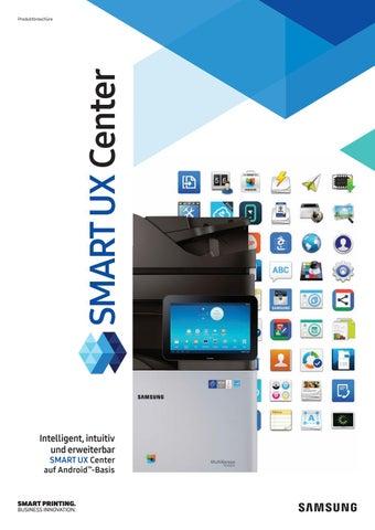SMART UX Center