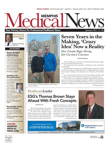 5c495def5c4 January 2017 Memphis Medical News by Medical News - issuu
