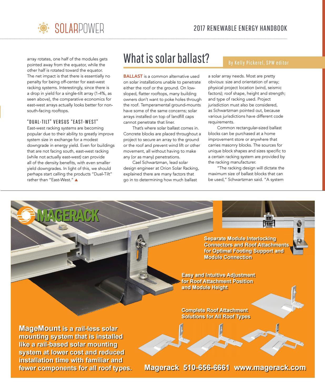 2017 Renewable Energy Handbook Solar by WTWH Media LLC - issuu