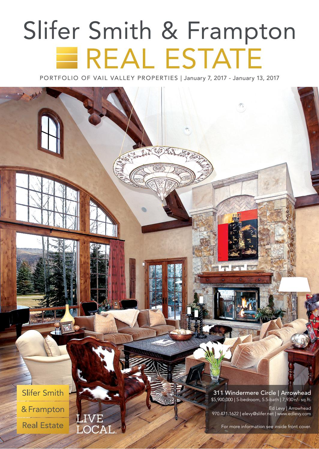 Slifer Smith Frampton Portfolio By Real Estate