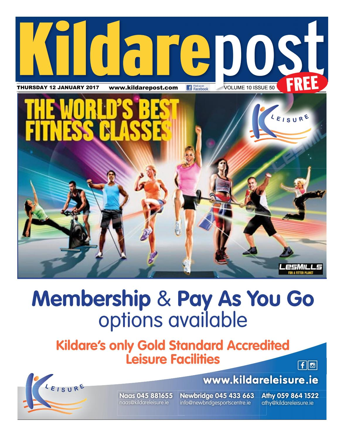 Kildare post 12 01 17 by River Media Newspapers - issuu fb22cd3945ca0
