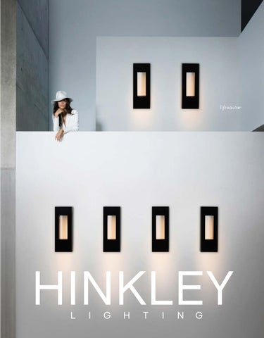 Hinkley Lighting January 2017 Catalog By