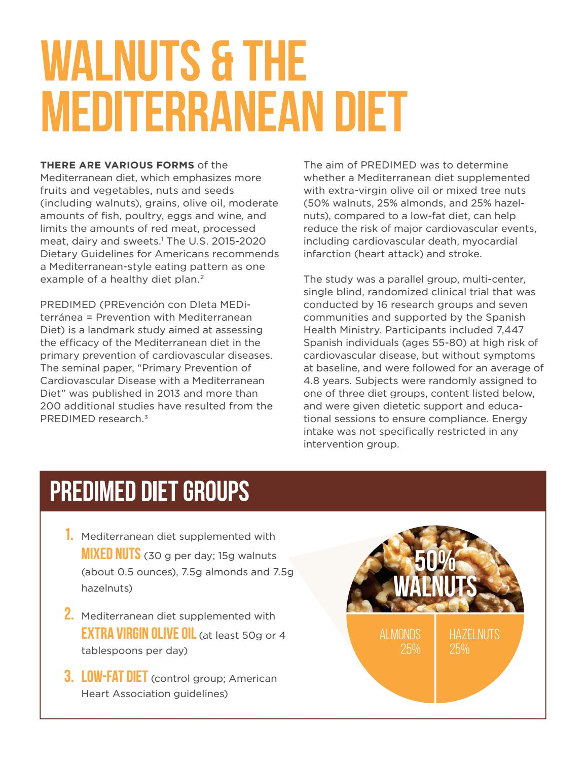 mediterranean diet research paper We examined these associations using a 14-item tool of adherence to the mediterranean diet  a 14-item mediterranean diet assessment tool  wrote the paper:.