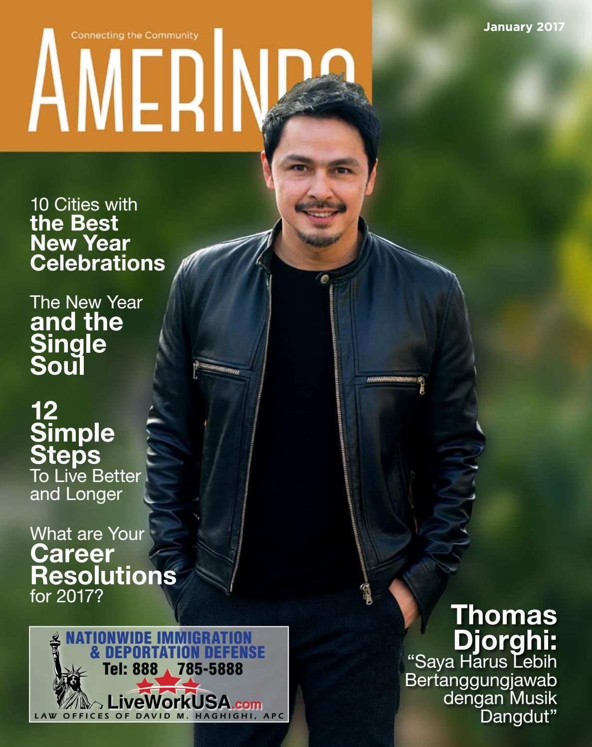 January 2017 Issue 18 By Amerindo Issuu