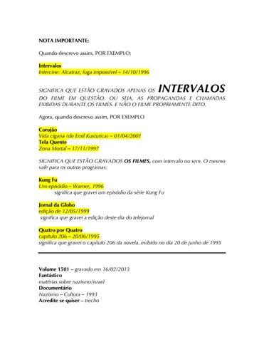 dddb094f5 Minha lista de DVDs - volumes 1501 a 2999 by Danilo Rodrigues - issuu