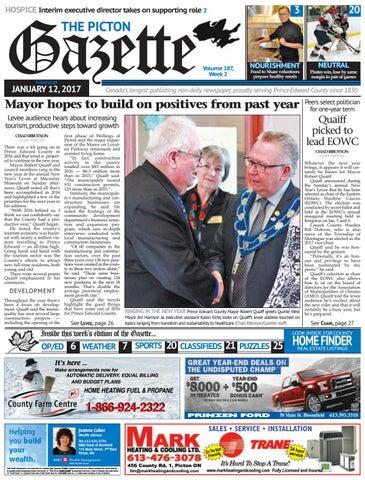 afbc993fb9 Picton Gazette June 13 2013 by The Picton Gazette - issuu