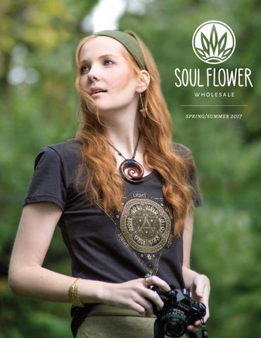 1a18108a1b74 Soul Flower Wholesale Spring Summer 2017 by Soul Flower - issuu