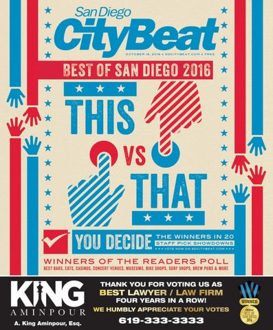 acd99e09 San Diego CityBeat • Oct 19, 2017 by Tristan - issuu