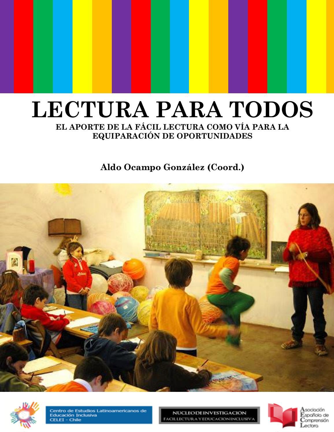 Lectura Para Todos By Centro De Estudios Latinoamericanos De