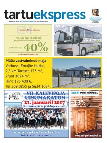 79b8159f562 Tartu Ekspress, 12.01.2017 by Tartu Ekspress - issuu