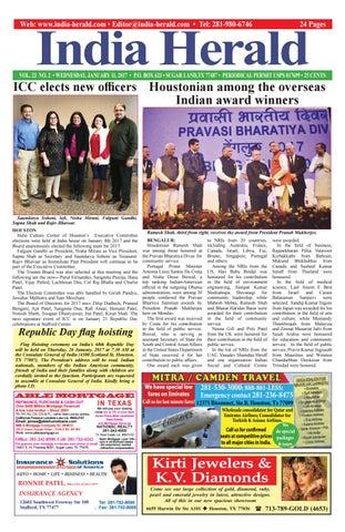 India Herald 011117 by India Herald - issuu
