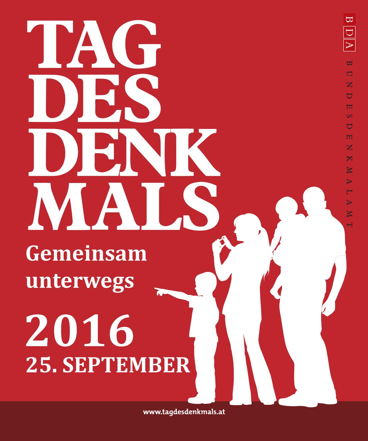 Tag-des-Denkmals by Russmedia Digital GmbH - issuu