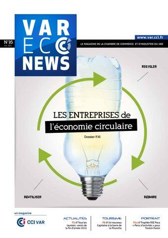 Var Econews n°16 by CCI du Var - issuu 4a3df1522ee4