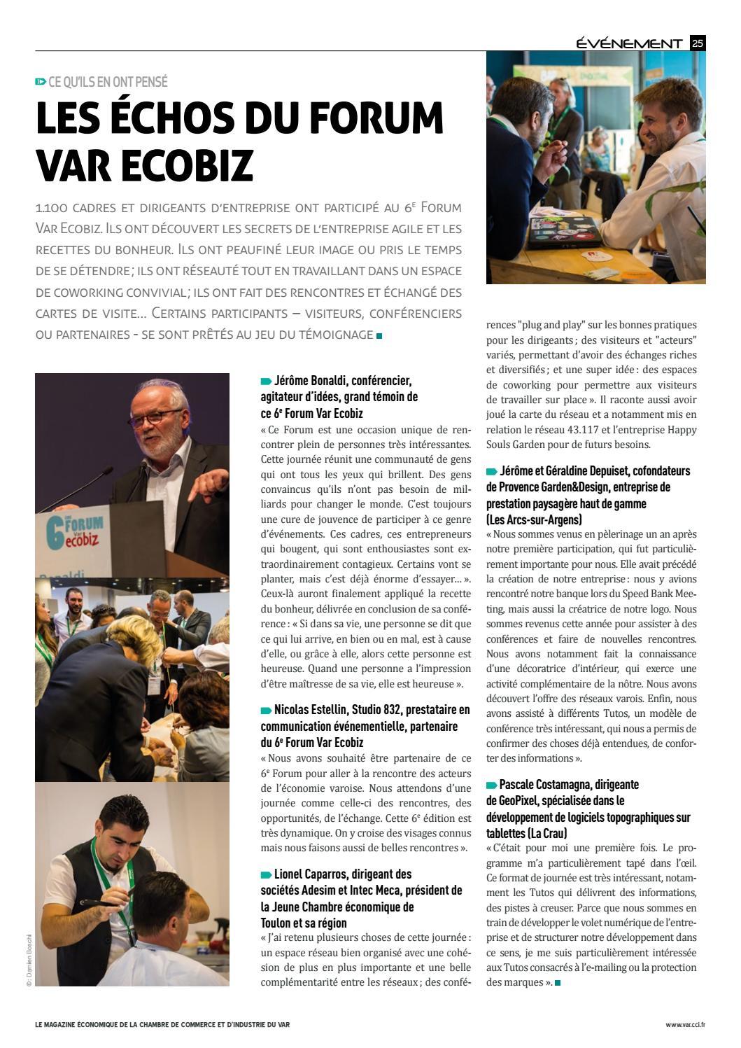 Var Econews N20 By CCI Du