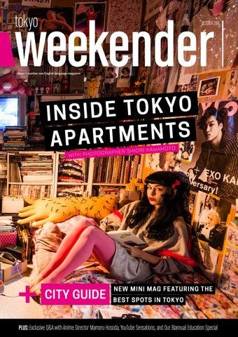 Tokyo Weekender - October 2016 by Tokyo Weekender Magazine - issuu