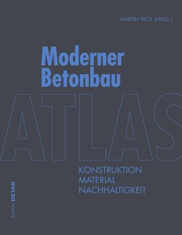 Atlas Gebäudeöffnungen by DETAIL - issuu
