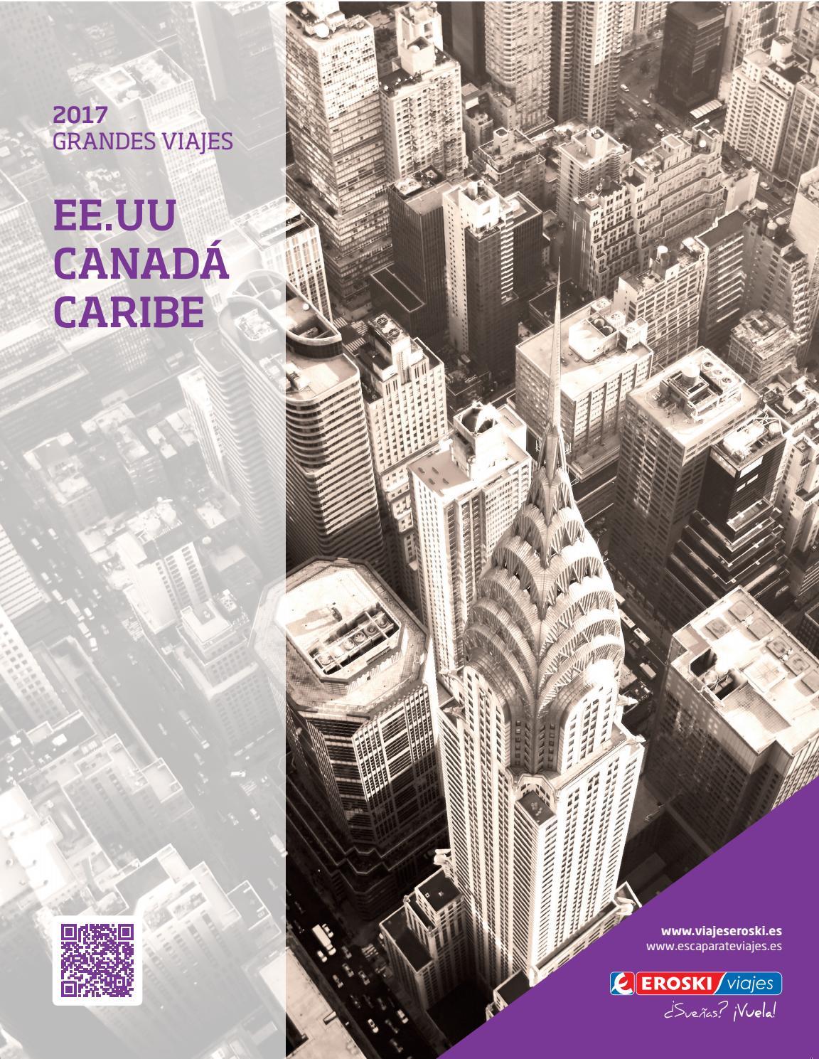 Catalogo EE.UU, Canadá y Caribe by Viajes Eroski - issuu