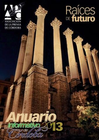 anuario informativo de cordoba 2011asprencor - issuu