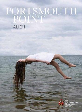Portsmouth Point 'Alien', Summer 2017 by The Portsmouth Grammar