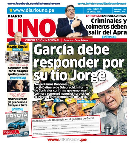 Diario UNO - 12 enero 2017 by Diario UNO - issuu bad4ef74d9a78