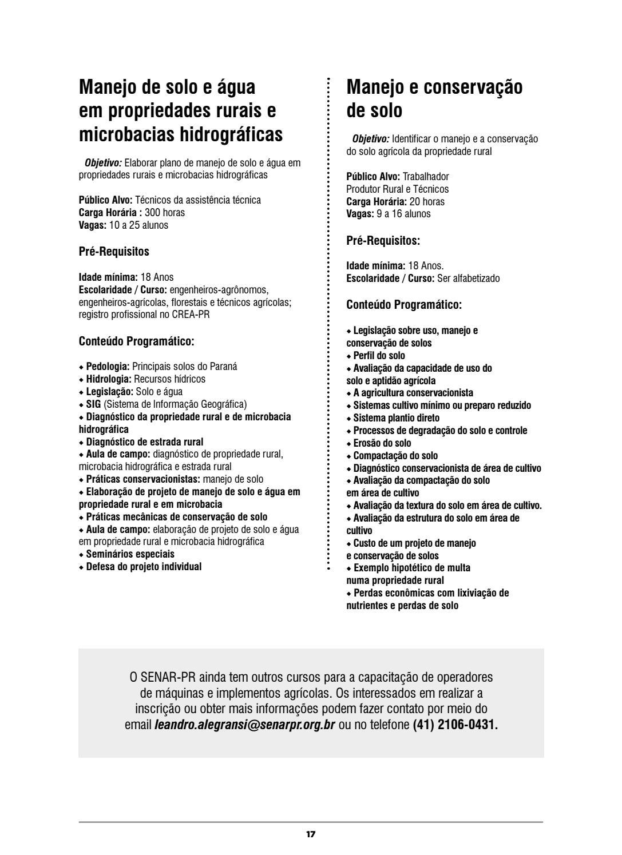 63f73dcce2 Cartilha - Questões sobre Meio Ambiente by Sistema FAEP - issuu