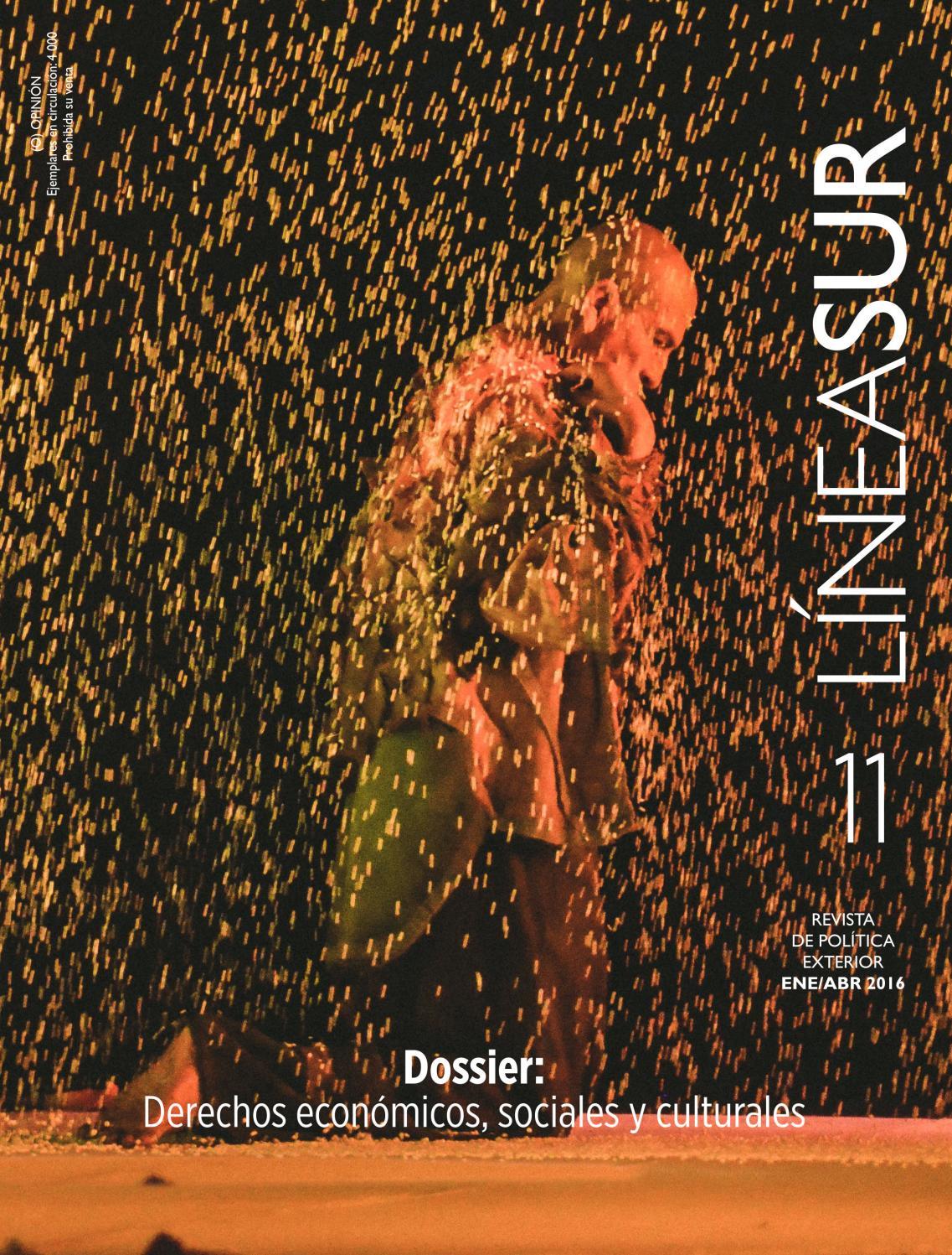 Línea Sur 11 by Revista Linea Sur - issuu