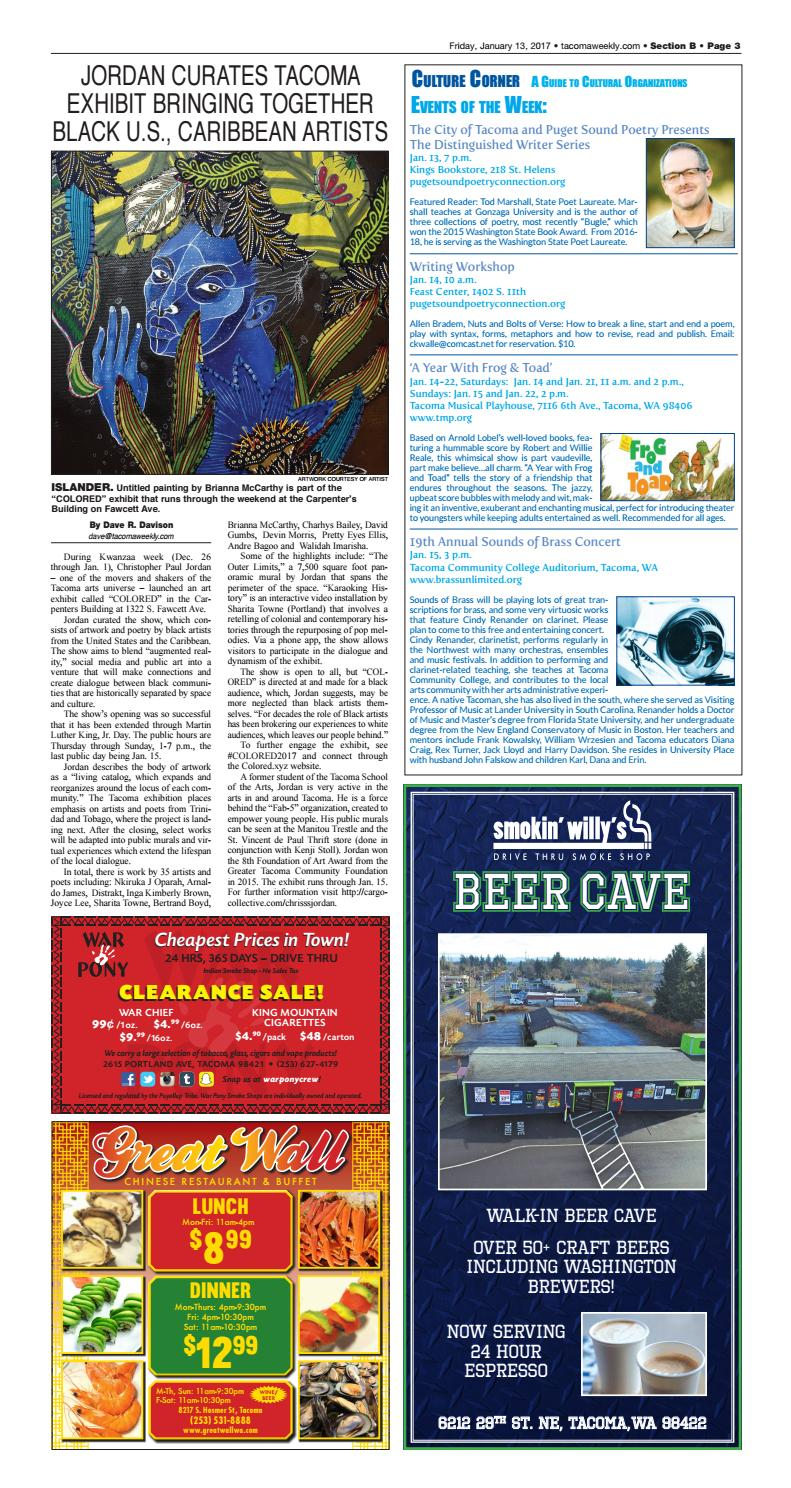 Twa 01 13 17 p01 by Tacoma Weekly News - issuu