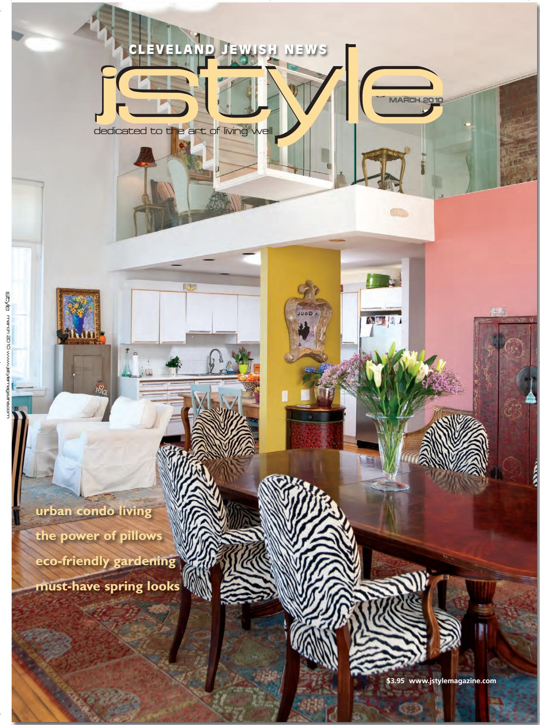 d8175e1752dc Jstyle March 2010 by Cleveland Jewish Publication Company - issuu