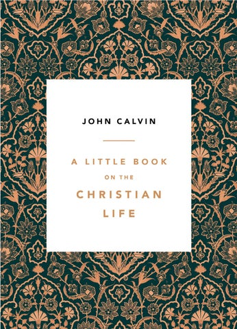 What Does It Mean To Take Up Your Cross And Follow Jesus Christ How Can You Be Heavenly Minded Yet Do Much Earthly Good Calvin Addresses These