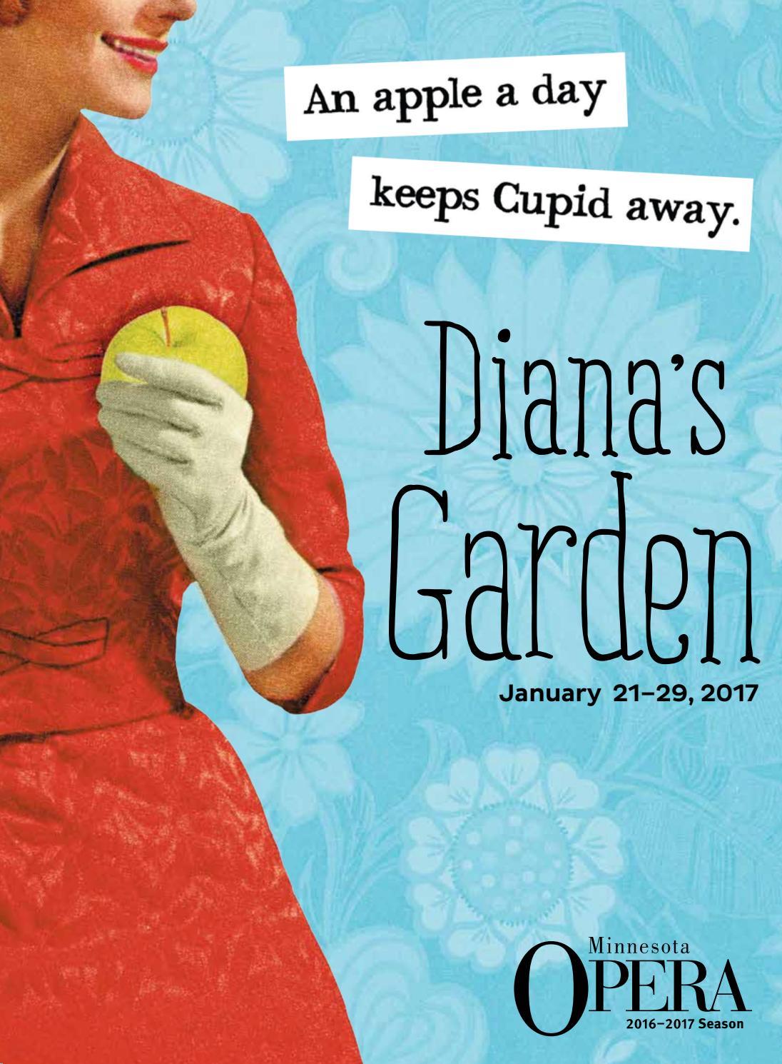 Minnesota Operas Dianas Garden by Minnesota Opera issuu