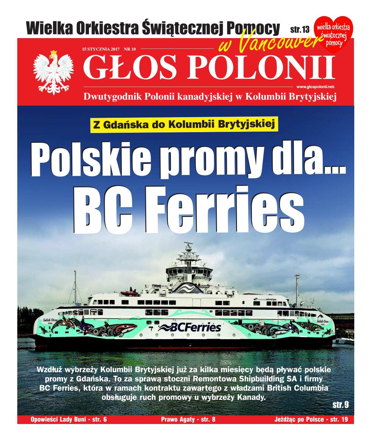 Glos Polonii Wydanie Nr 10 By Rekacja Issuu