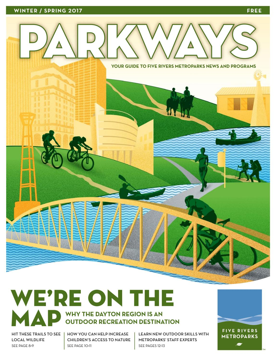 Parkways Winter/Spring 2017