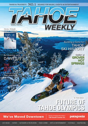 e189a8fac1 Jan. 12-25, 2017 by Tahoe Weekly - issuu