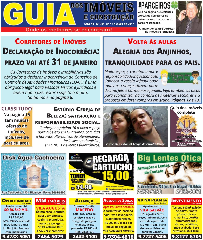 Jornal Guia dos Imóveis by Revi Alves - issuu 98eeabc504