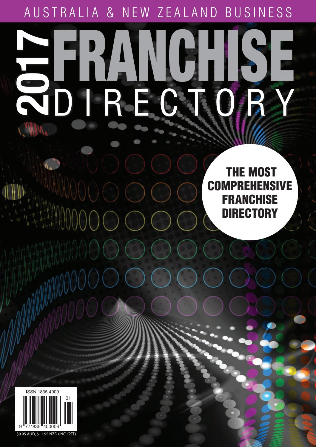 2017 Aus Nz Business Franchise Directory By Cgb Publishing Issuu Ecotec Wiring Harness Standalone