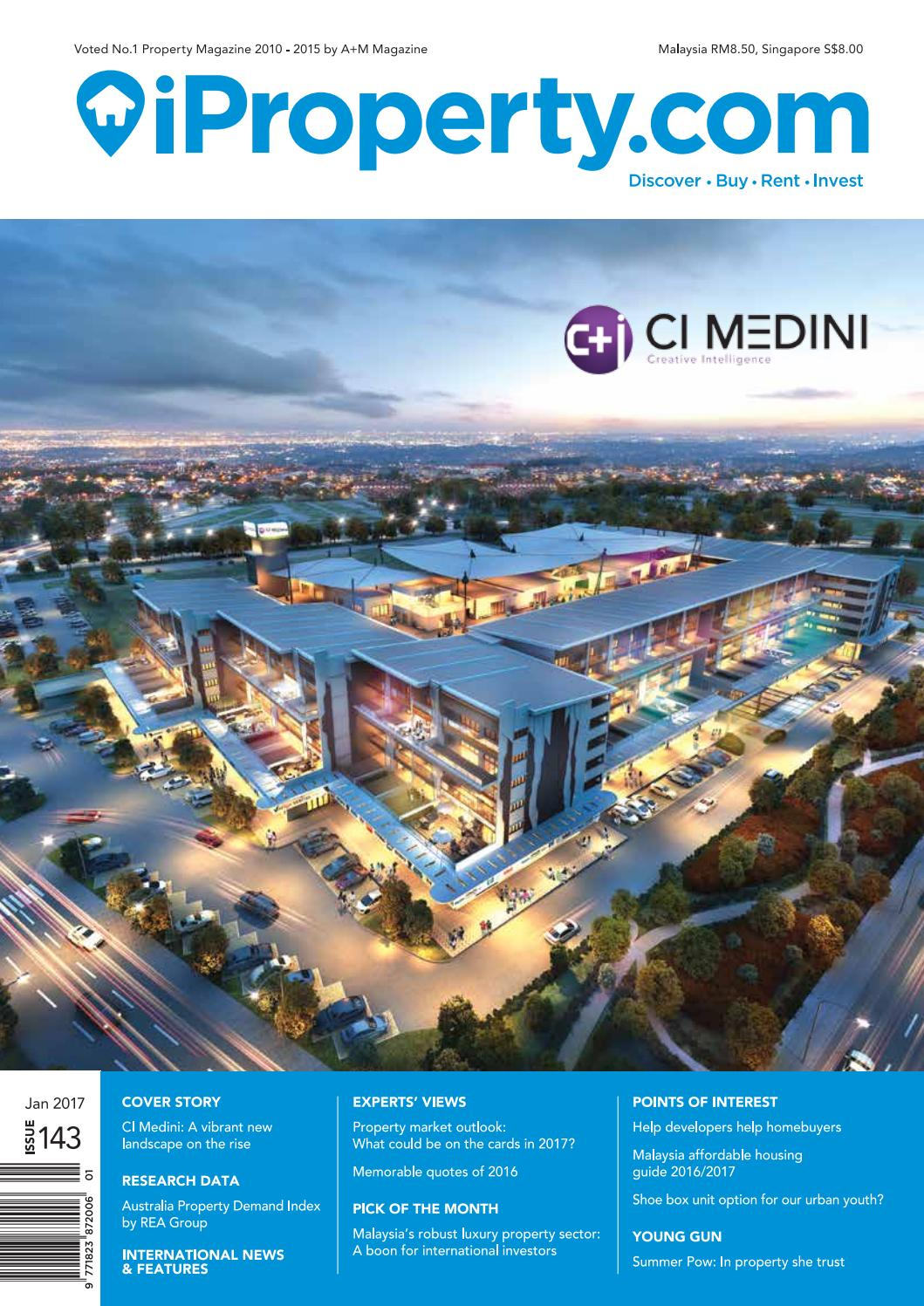 Iproperty Com Issue 143 January 2017 By Iproperty Com Issuu