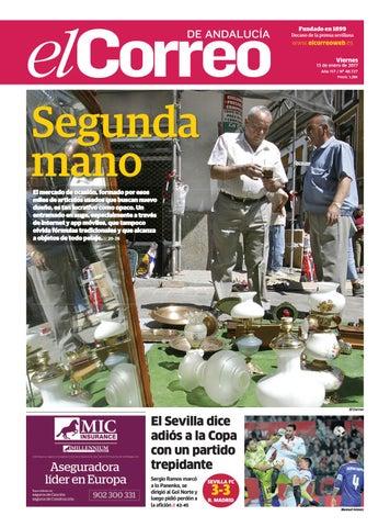 6f8ae216b7e4 13 01 2017 El Correo de Andalucía by EL CORREO DE ANDALUCÍA S.L. - issuu