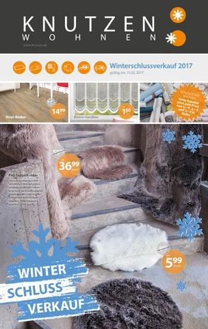 Teppich Knutzen 2017 winterschlussverkauf2 v2 by knutzenmarketing issuu