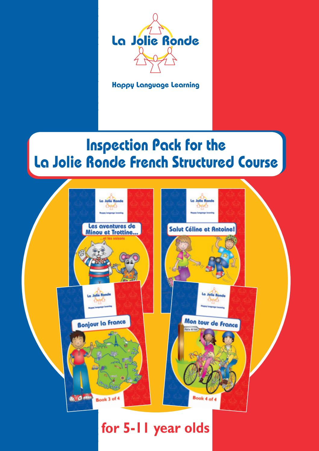 La jolie ronde french structured course inspection pack by la jolie la jolie ronde french structured course inspection pack by la jolie ronde issuu kristyandbryce Image collections